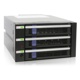 Rack intern Icy Dock MB453SPF-B DataCage 3 in 2 SATA Internal Raid Backplane