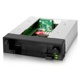 Rack intern Icy Dock MB971SP-B DuoSwap 2.5/3.5 SATA Hot Swap Drive Caddy