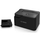 Adaptor Icy Dock MB981U3-1SA EZ-Dock Flex 2.5/3.5 USB 3.0 SATA Docking Station IDE Adapter