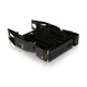 Adaptor Icy Dock MB990SP-B EZ-Fit Dual 2.5 to 3.5 SATA & IDE SSD / HDD Bracket, culoare neagra