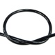 Tub flexibil Masterkleer 11,2/8mm UV black, 1m