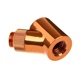 Adaptor Monsoon 45 grade 13/10mm, Orange