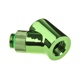 Adaptor Monsoon 45 grade 19/13mm, Green
