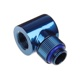 Adaptor Monsoon 90 grade 19/13mm, Blue