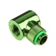 Adaptor Monsoon 90 grade 19/13mm, Green