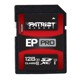Card memorie SDXC Patriot EP Pro 128GB UHS-I U1 Class 10