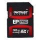 Card memorie SDHC Patriot EP Pro 32GB UHS-I U1 Class 10