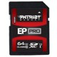 Card memorie SDXC Patriot EP Pro 64GB UHS-I U1 Class 10