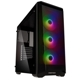 Carcasa Phanteks Eclipse P400A Tempered Glass DRGB Satin Black, PH-EC400ATG_DBK01