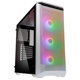 Carcasa Phanteks Eclipse P400A Tempered Glass DRGB Glacier White, PH-EC400ATG_DWT01