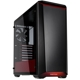 Carcasa Phanteks Eclipse P400 Tempered Glass Black/Red