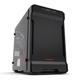 Carcasa Phanteks Enthoo Evolv ITX Tempered Glass Edition, RGB LED - Black/Red