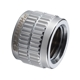 Fiting adaptor (extensie) Phanteks Glacier F-F 14mm Extension G1/4 Chrome