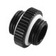 Fiting adaptor (niplu dublu) extensie Phanteks Glacier M-M Adapter 5mm G1/4 Black