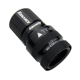 Cupla rapida Koolance QD3 Female Quick Disconnect No-Spill Coupling 10mm x 13mm, Short, Black, QD3-FS10X13-BK