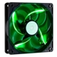 Ventilator 120 mm Cooler Master SickleFlow Green LED, R4-L2R-20AG-R2