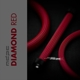 Sleeving MDPC-X Sleeve BIG Diamond-Red, lungime 1m, SL-B-DR