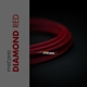 Sleeving MDPC-X Sleeve Small, Diamond-Red, lungime 1m
