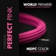 Sleeving MDPC-X Sleeve Small, Perfect Pink, lungime 1m