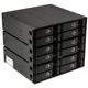 Rack intern Silverstone FS212B Hot Swap, 12x 2.5 inch SAS/SATA HDD/SSD, 3x 5.25 inch Bay, Black