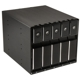 Rack intern Silverstone FS305B Hot Swap, 5x 3.5 inch SAS/SATA HDD/SSD, 3x 5.25 inch Bay, Black