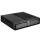 Carcasa Mini-ITX SilverStone Milo ML08 USB 3.0 Black