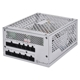 Sursa fanless Silverstone Nightjar NJ600, 600W, full modulara, Active PFC, 80 PLUS Titanium, SST-NJ600