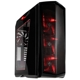 Carcasa Silverstone Primera PM01 Red LED Window Black