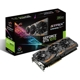 Placa video ASUS ROG Strix Gaming GeForce GTX 1070, 1531 (1721) MHz, 8GB GDDR5, 256-bit, DVI-D, 2x HDMI, 2x DP, STRIX-GTX1070-8G-GAMING