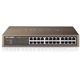 Switch 24 Port-uri TP-Link TL-SG1024D, 10/100/1000 Gigabit, carcasa metalica desktop/rack