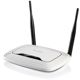 Router Wireless 4 Porturi TP-Link TL-WR841N, 300Mbps, Atheros, 2T2R
