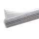 Sleeving Techflex F6 Sleeve 12,7mm, clear/white