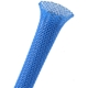 Sleeving Techflex Flexo PET Sleeve 13mm, neon blue, lungime 1m
