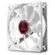 Ventilator 120 mm Enermax Cluster Advance White LED, UCCLA12P