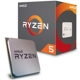 Procesor AMD Ryzen 5 1600X, 3.6 GHz, socket AM4, YD160XBCAEWOF