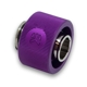 Fiting compresie EK Water Blocks EK-ACF 16/10mm Purple