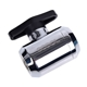 Robinet cu bila Alphacool Eiszapfen 2-way ball valve G1/4 - Chrome