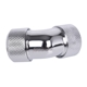Fiting conector la 45 grade Alphacool Eiszapfen 2x 16mm Hard Tube - Chrome