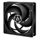 Ventilator 120 mm Arctic P12 Silent Black