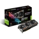 Placa video ASUS ROG Strix Gaming OC GeForce GTX 1070, 1657 (1860) MHz, 8GB GDDR5, 256-bit, DVI-D, 2x HDMI, 2x DP, STRIX-GTX1070-O8G-GAMING