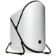 Carcasa BitFenix Portal Window White
