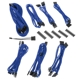 Kit cabluri modulare BitFenix Alchemy 2.0 BQT-SP10 Series Blue