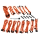 Kit cabluri modulare BitFenix Alchemy 2.0 CMR-Series Orange