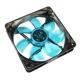 Ventilator 120 mm Cooltek Silent Fan 120 Blue LED
