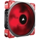 Ventilator 120 mm Corsair ML120 PRO Red LED PWM Premium Magnetic Levitation