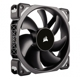 Ventilator 140 mm Corsair ML140 PRO Black PWM Premium Magnetic Levitation