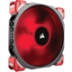 Ventilator 140 mm Corsair ML140 PRO Red LED PWM Premium Magnetic Levitation