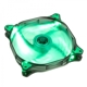 Ventilator 140 mm Cougar CFD Green LED D14HB-G