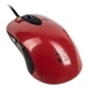 Mouse gaming, Dream Machines DM1 FPS Blood Red, cablu shoelace