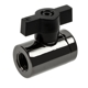 Robinet cu bila EK Water Blocks EK-AF Ball Valve 10mm G1/4 Black Nickel